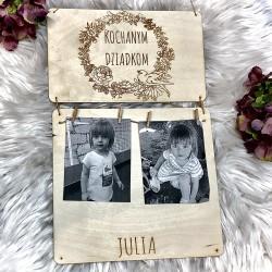 Ramka na zdjęcia dla Babci i Dziadka