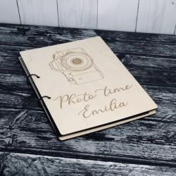 Album na zdjęcia personalizowany grawer